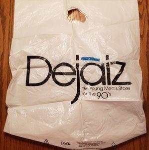 Early 90s Dejaiz Bag Authentic